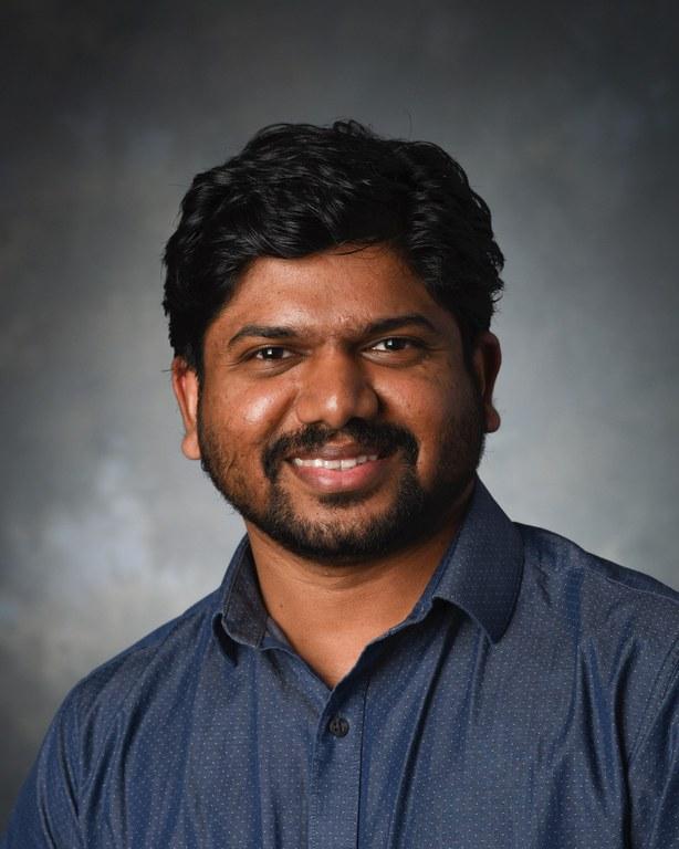 Cibin Raj, Ph.D.