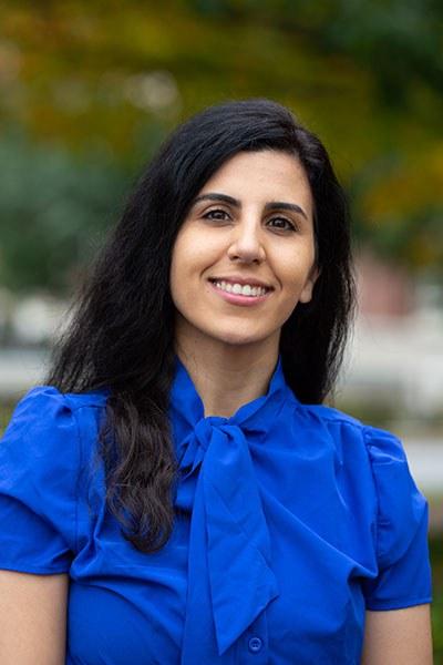 Parisa Nazemi Ashani